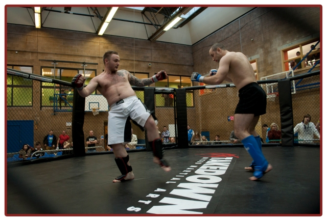Fighting MMA in manchester articles