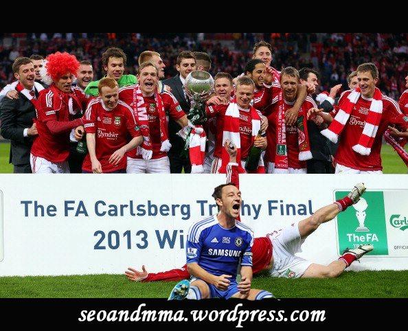 Wrexham FA Trophy