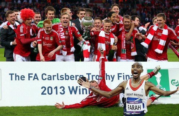 Wrexham Fa Trophy winners