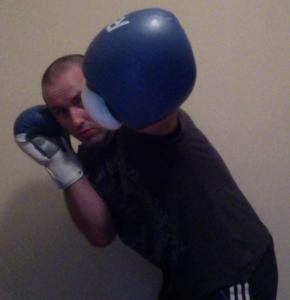 Jab boxing