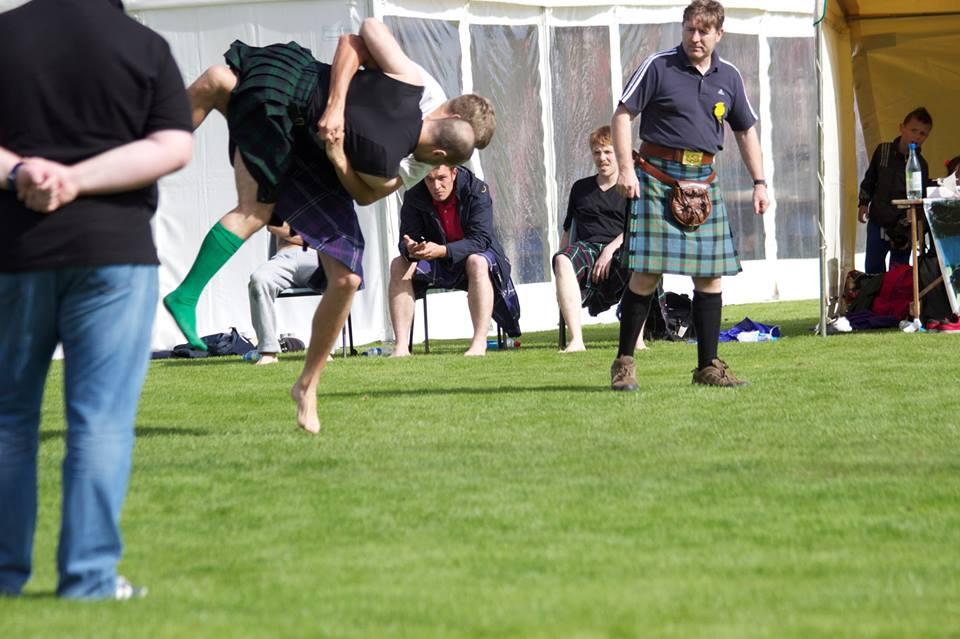 Highland Backhold Wrestling | Fitness & MMA Blog
