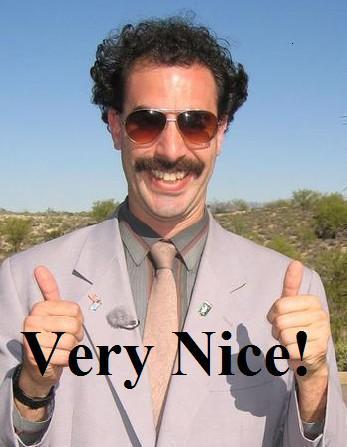 Borat picture