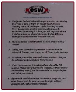 CSW lessons
