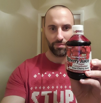 cherry juice for recovery