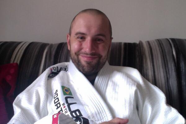 Judo Gi Regex
