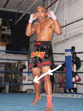 Thai Kick Technique