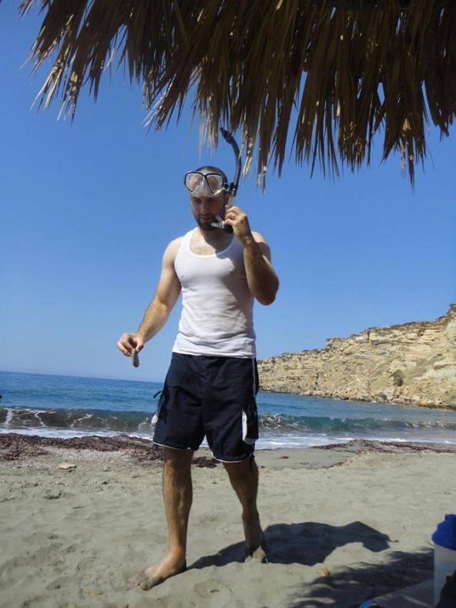 snorkling