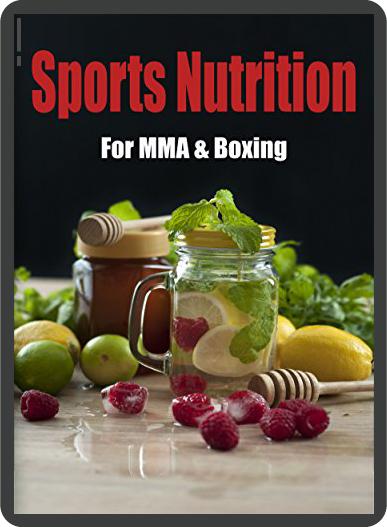 FREE MMA Sports Nutrition Book pdf | Fitness & MMA Blog