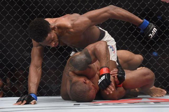 MMA: UFC Fight Night-Lombard vs Magny