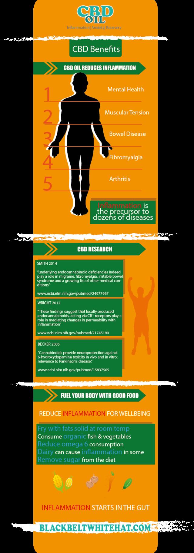 CBD Oil Infographic