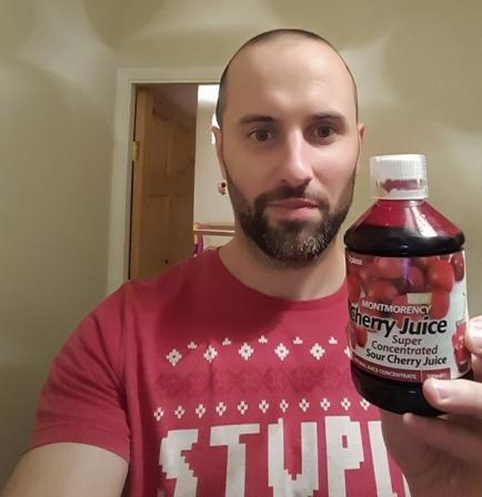 cherry juice review