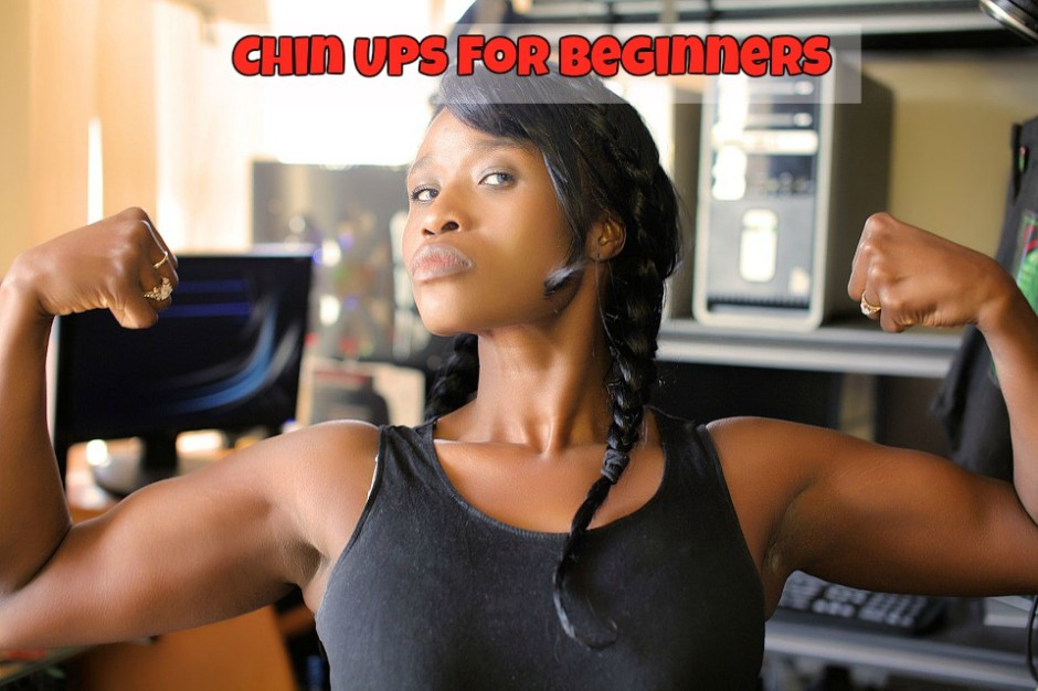 chin ups for beginners