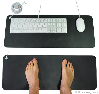 Grounding mat uk