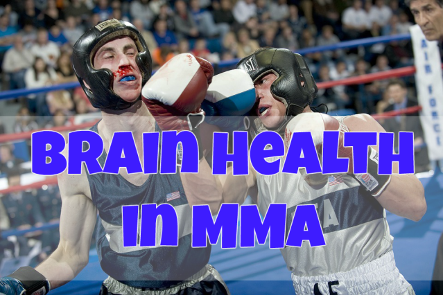 brain damage mma