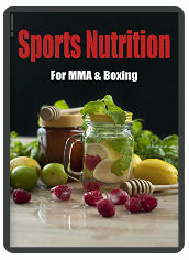 mma nutrition book